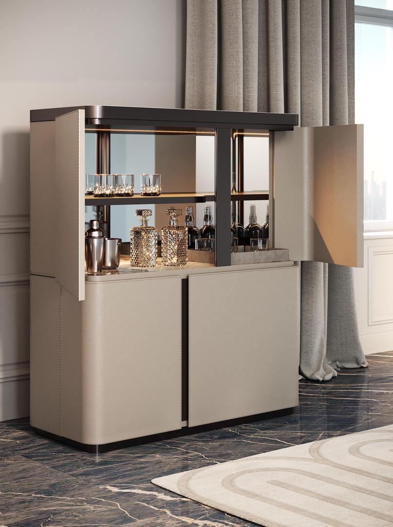 ELIE SAAB Maison: Essence High Cabinet