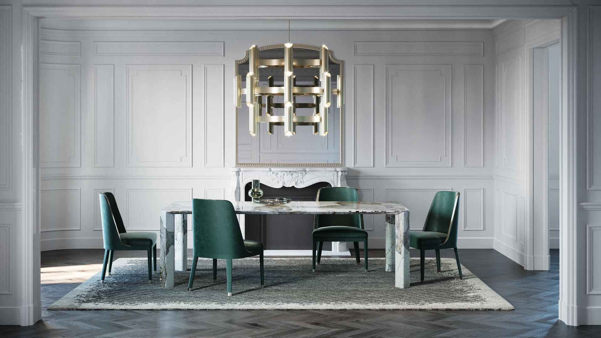 ELIE SAAB Maison: Canova Table