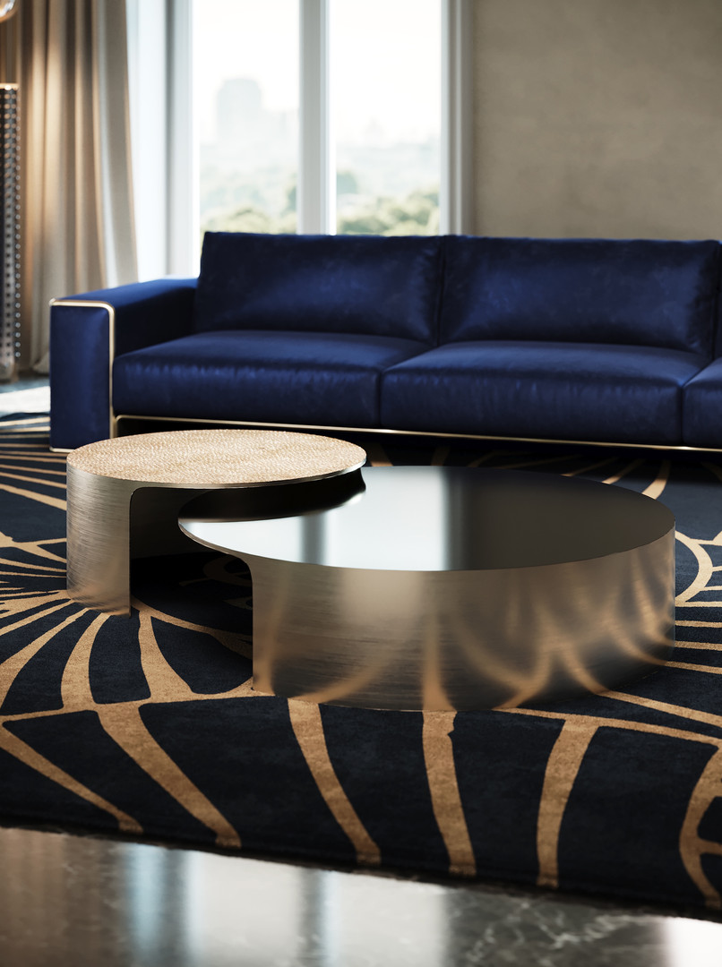 ELIE SAAB Maison: Palace Low Table