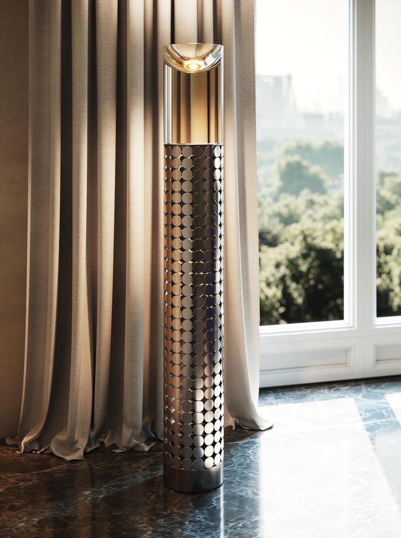 ELIE SAAB Maison: Light Pillar