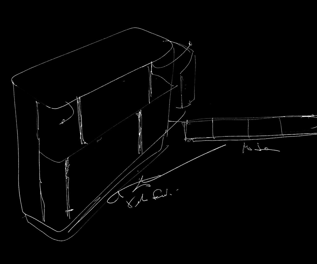 ELIE SAAB Maison: Essence Cabinets