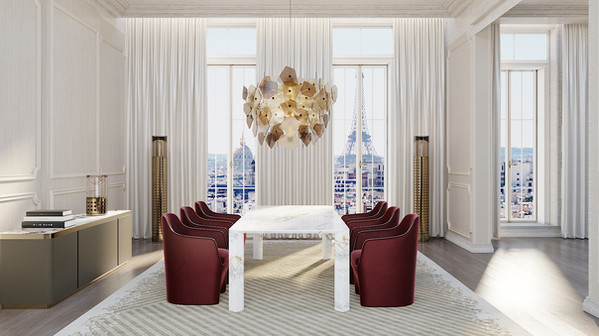 ELIE SAAB Maison: Elite Dining Chair