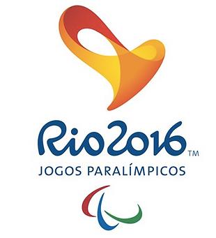 logomarca da rio 2016 jogos paralimpicos.