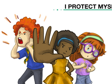 I protect myself cover.png