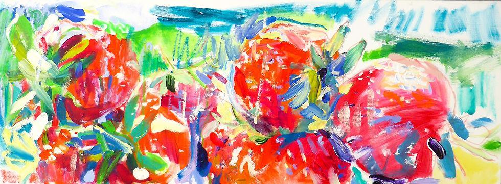 Jacquie Turner ref 459 Strawberries (0 m