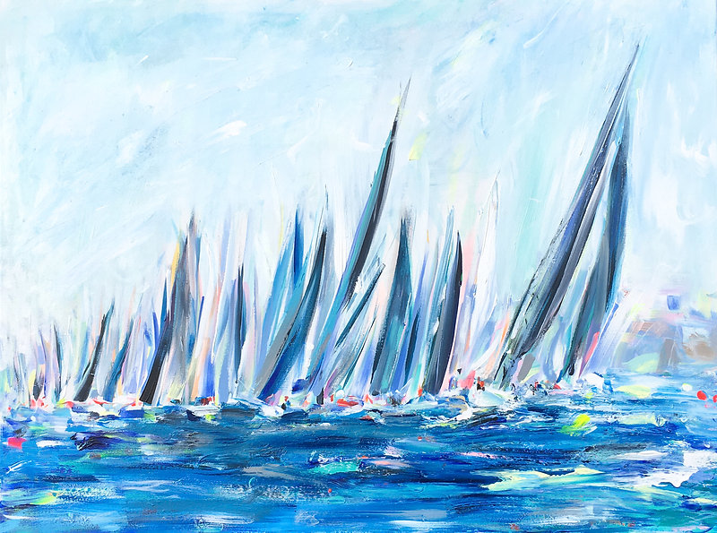 Jacquie Turner ref 756 Racing for the ma