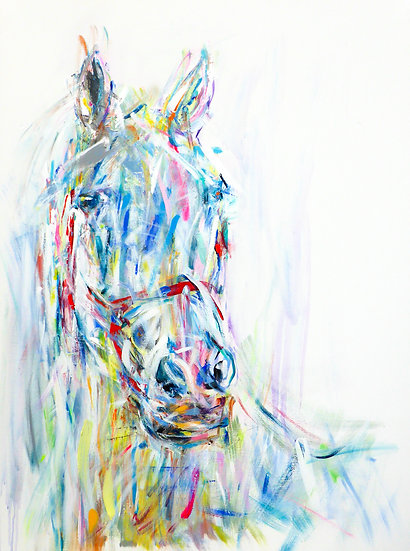 Horse Head 6