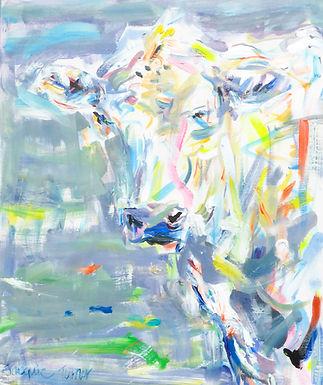 Hatties Cow 1  (Cow Series)