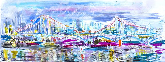 Chelsea Bridge I