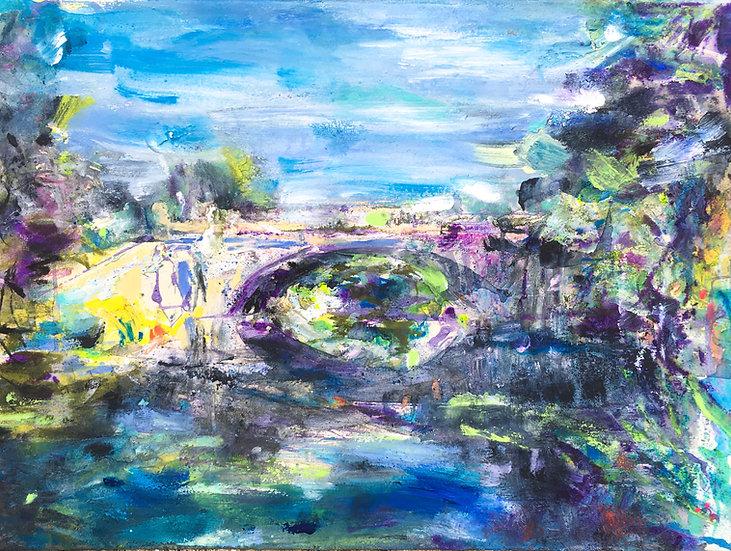 Chiswick House Bridge