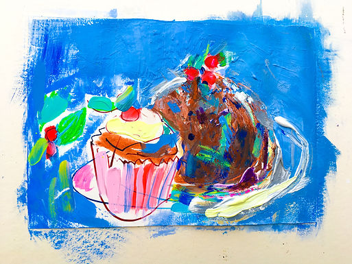 Are you a Christmas Cupcake or Pudding I