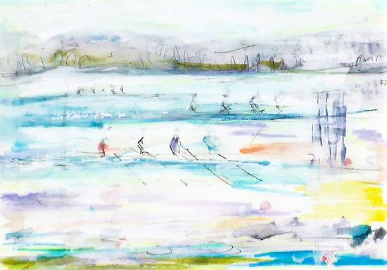 Lake Varese - Rowing Italy 1