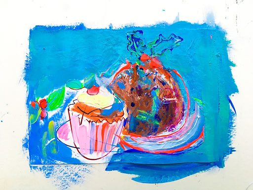 Are you a Christmas Cupcake or Pudding II