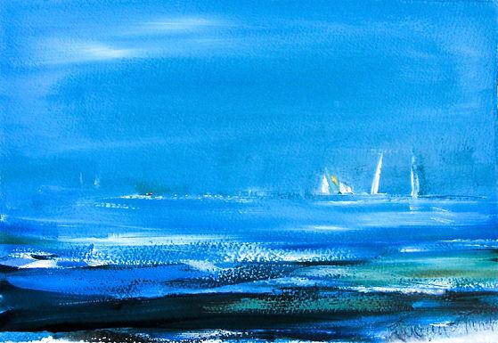 Sea - Boats 1