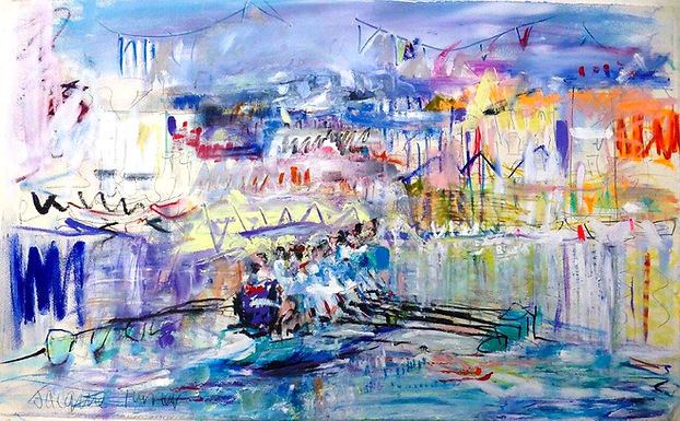 Regatta I (Rowing)