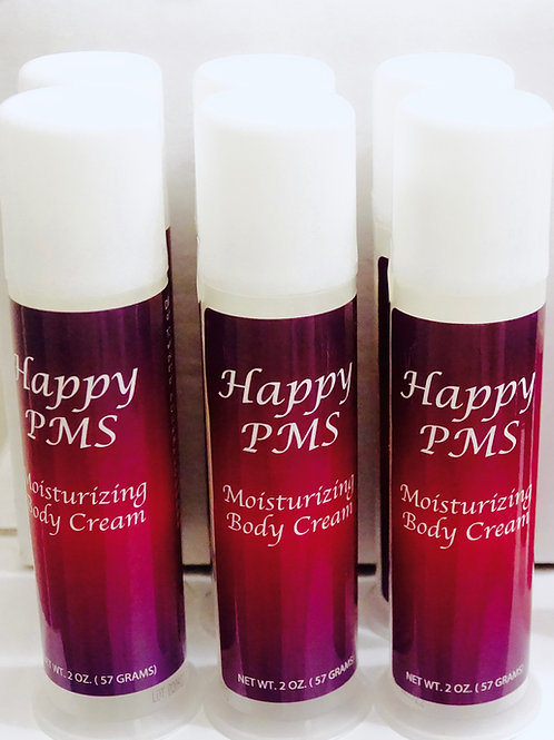 6 PK HAPPY PMS CREAM