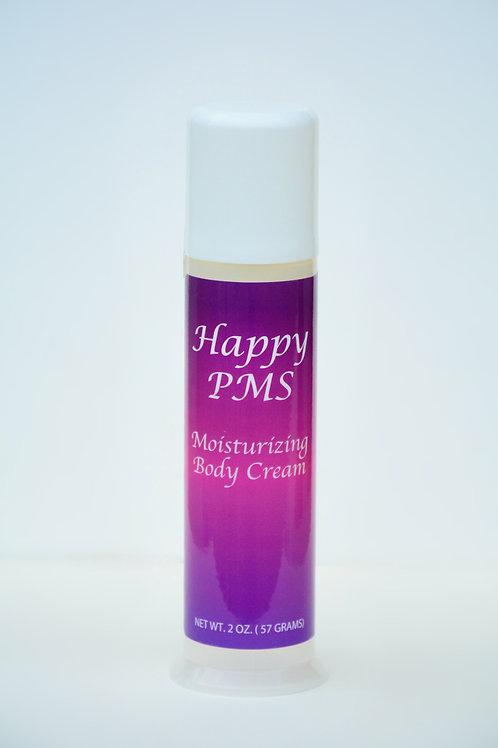 Happy PMS Moisturizing Body Cream 2 oz. Pump