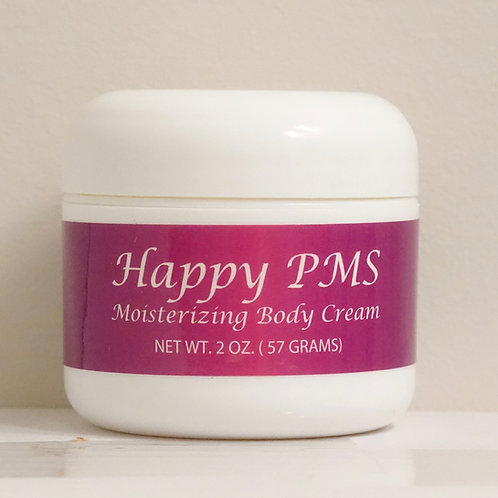 HAPPY PMS 2 oz. JAR