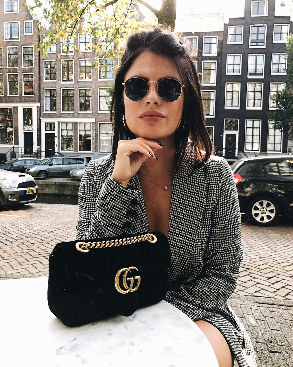 When in Amsterdam...