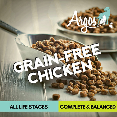 Grain-Free Chicken