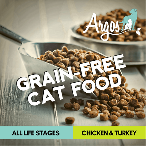 Grain-Free Adult Cat Food