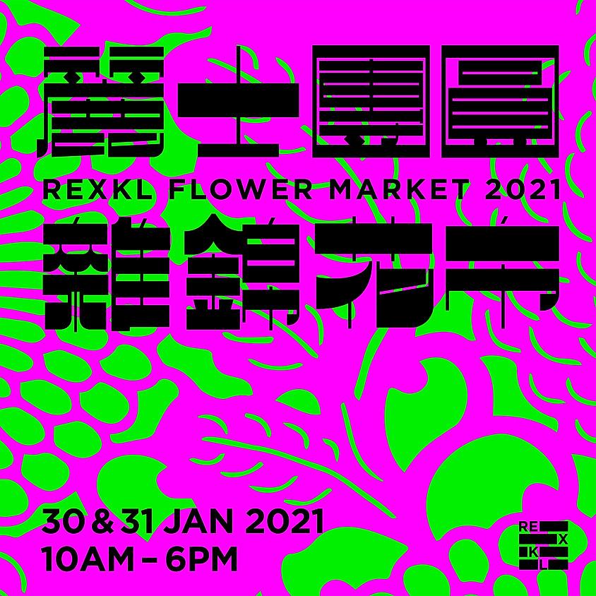 REXKL Flower Market 2021