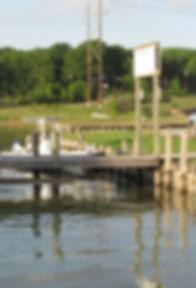 fishing pier