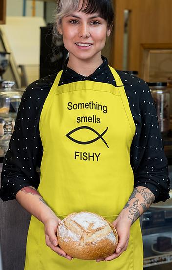 Something Smells Fishy - Apron
