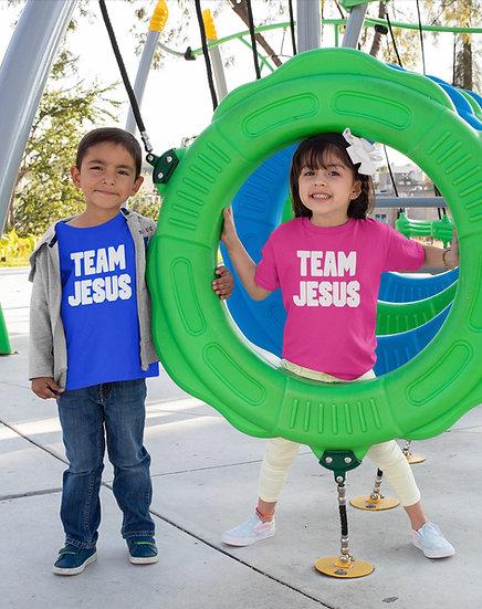 TEAM JESUS T-Shirt - Children