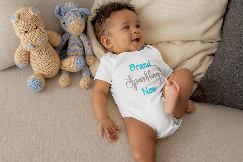 Brand Sparkling New  - Baby Onesie