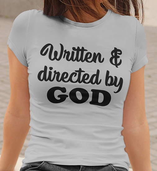 Written and directed by GOD T-Shirt