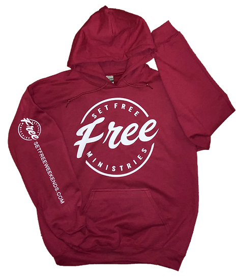 Set Free Ministries - Hoodies