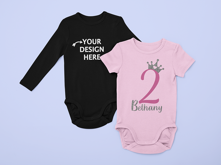 Custom/Personalized - Baby Onesies