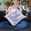 Thumbnail: I Can Do All Things Through Christ Who Strengthens Me - Throw Pillows