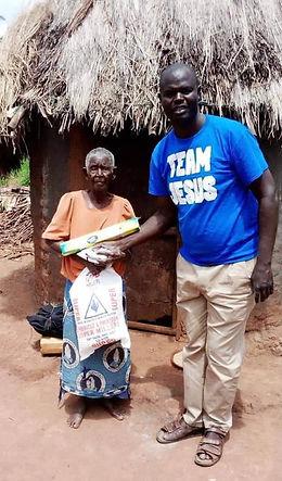 Team Jesus/Favor of The Lord Uganda