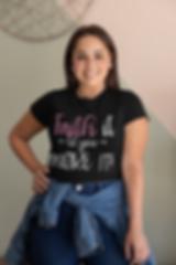 Faith it til You make it t-shirt