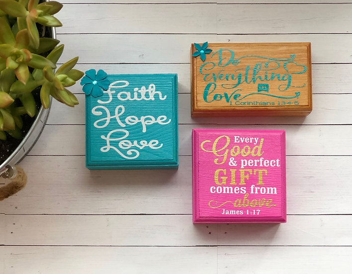 Encouragement Boxes