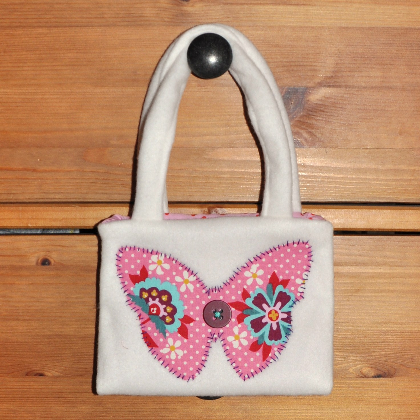 Mini Butterfly Handbag