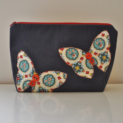 Large Butterfly Purse