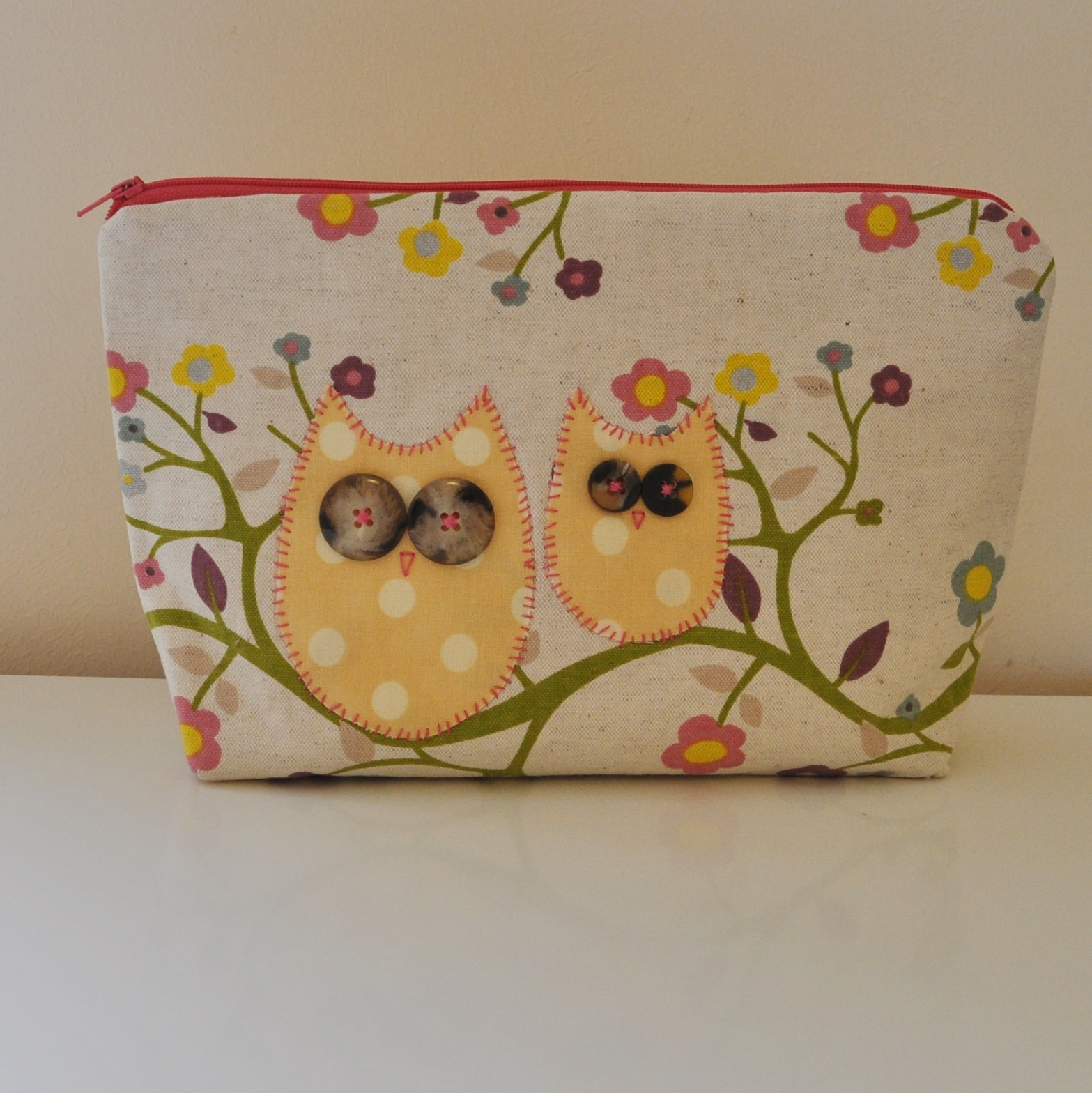 Large Owl Purse