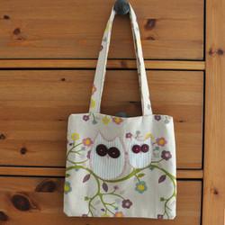 Medium Owl Handbag