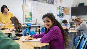 Teachers notice positive trends