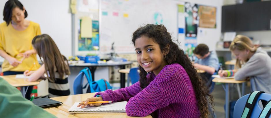 Educating Girls Around the World