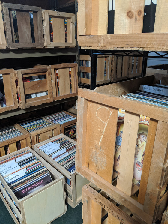 How To Sell Us Your Vinyl Records