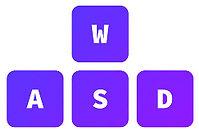 wasd-keys-game-control-keyboard-buttons-