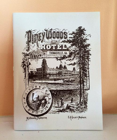 Pineywoods Hotel Booklet