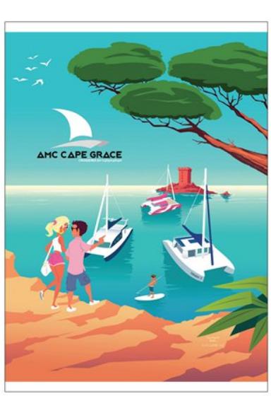 Carte Postale AMC CAPE GRACE