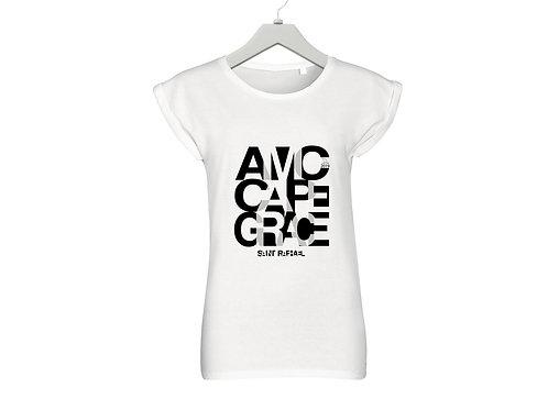 T-shirt Femme Lettrage