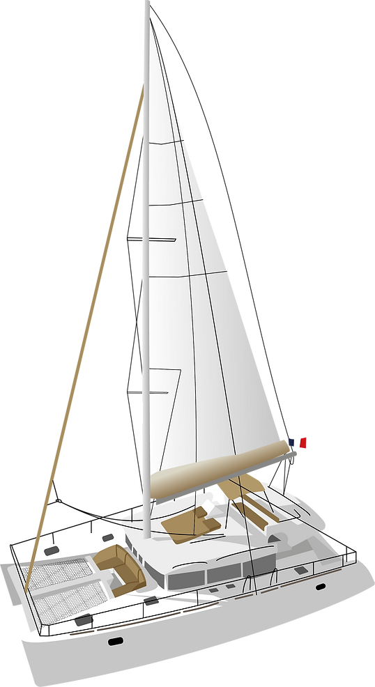 Catamaran Turquoise AMC Cape Grace