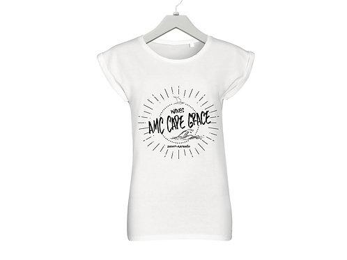 T-shirt Femme Waves
